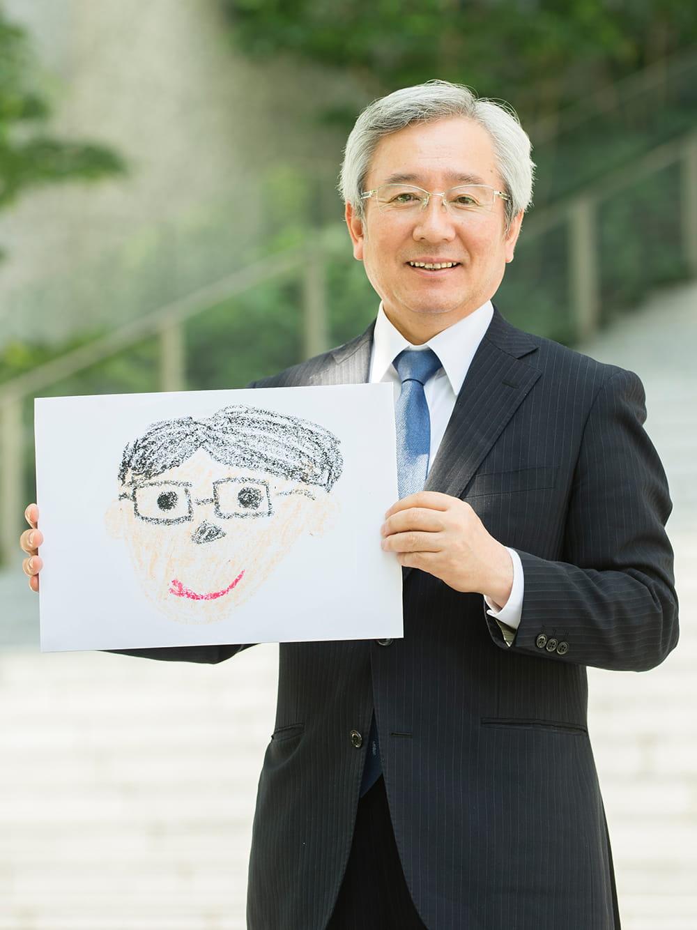 JPホールディングス 代表取締役社長 古川 浩一郎
