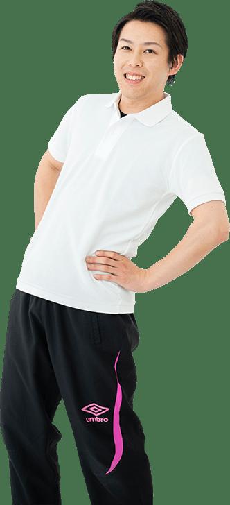 JPホールディングス グループの体操講師の男性